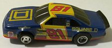 Life Like Square D Ford stock car HO slotcar