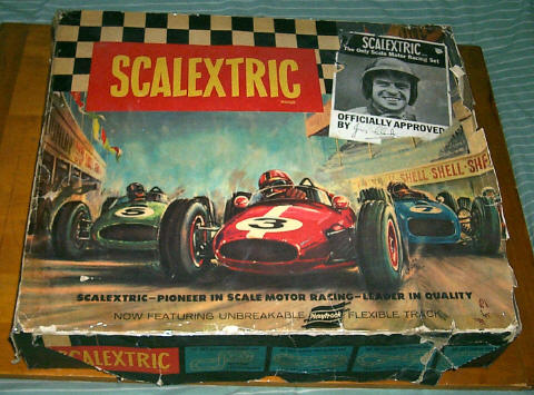 132 SCALE SLOTCAR RACE SETS For Sale