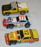 Ideal TCR Jam Car Speedway set cars