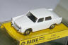 Bauer white Peugot HO slot car