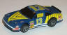 Lifelike Olds stocker in dark blue with yellow #13
