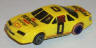 Lifelike custom Pennzoil stocker slotcar